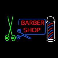 Barber Shop Hair Salon Neonskylt