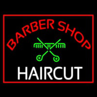 Barbershop Haircut  Neonskylt
