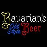 Bavarians Old Stylev Neon Sign Neonskylt