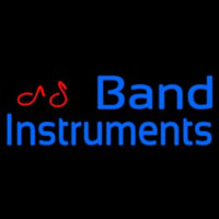 Blue Band Instruments 1 Neonskylt