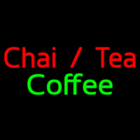 Custom Chai Tea Coffee 1 Neonskylt