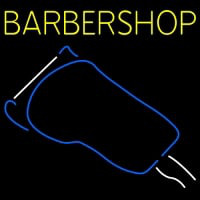 Custom Cologne Barber shop Neonskylt
