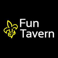 Custom Fun Tavern Logo 1 Neonskylt