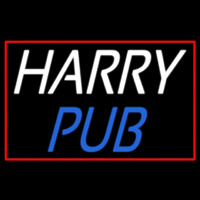 Custom Harry Pub 1 Neonskylt