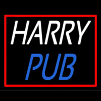 Custom Harry Pub 2 Neonskylt