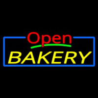 Custom Open Bakery 1 Neonskylt