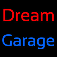 Dream Garage Neonskylt