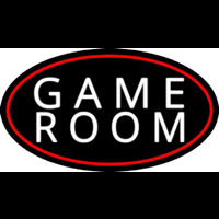 Game Room Bar Neonskylt