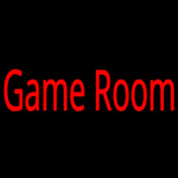 Game Room Bar Real Neon Glass Tube Neonskylt
