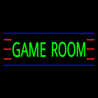 Gameroom Beer Real Neon Glass Tube Neonskylt
