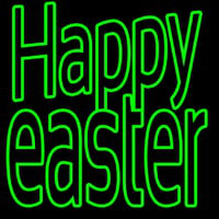 Happy Easter Neonskylt