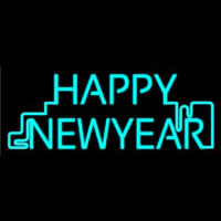 Happy New Year Neonskylt