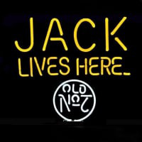 PRODUCT_JACK_LIVES_HERE_NO.7_LOGO_PUB_STORE_BEER_BAR_REAL_NEON_SIGN