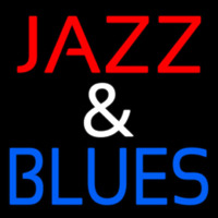 Jazz And Blues 1 Neonskylt