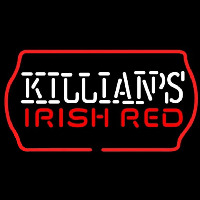 Killians Irish Red Te t Beer Sign Neonskylt