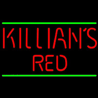 Killians Red 2 Beer Sign Neonskylt