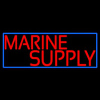 Marine Supply Neonskylt