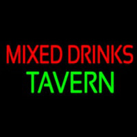 Mi ed Drinks Tavern 1 Neonskylt