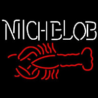 Michelob Lobster Neonskylt
