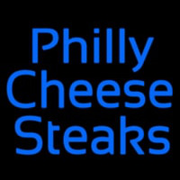 Philly Cheese Steaks Neonskylt
