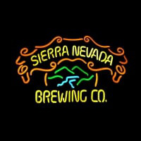 Sierra Nevada Brewing Co Neonskylt