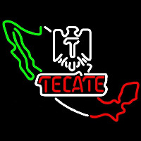 Tecate California Beer Sign Neonskylt