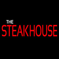 The Steakhouse Neonskylt