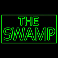 The Swamp Neonskylt